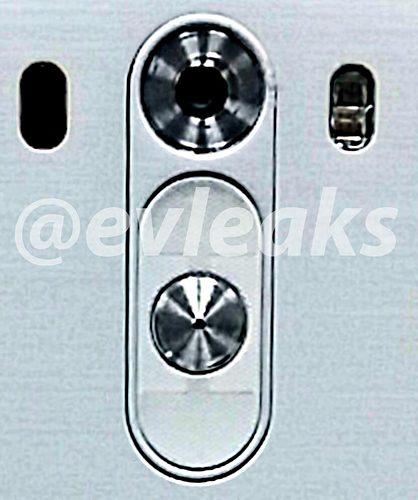 LG G3 rear buttons