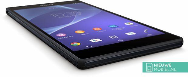 Eerste informatie over Sony Xperia Z2 binnen