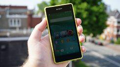 Sony Xperia Z1 Compact review: compact in omvang maar zeker niet uitgekleed