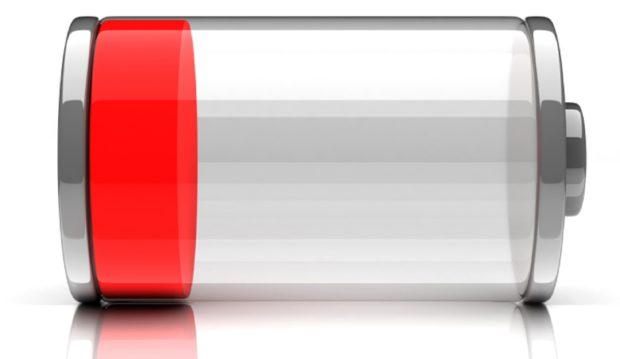 Apple battery icon