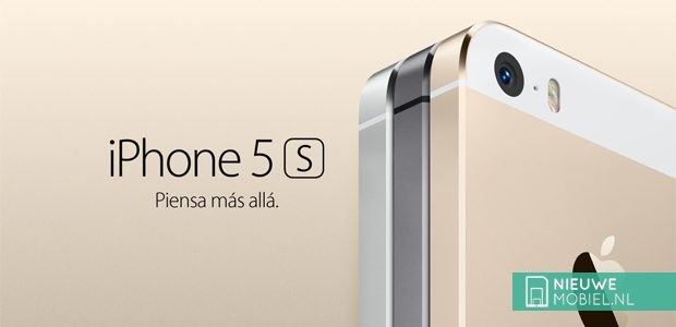 Mexican iPhone 5S