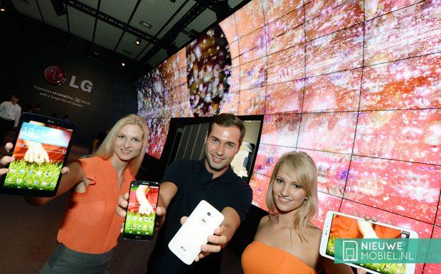 LG G2 launch berlin