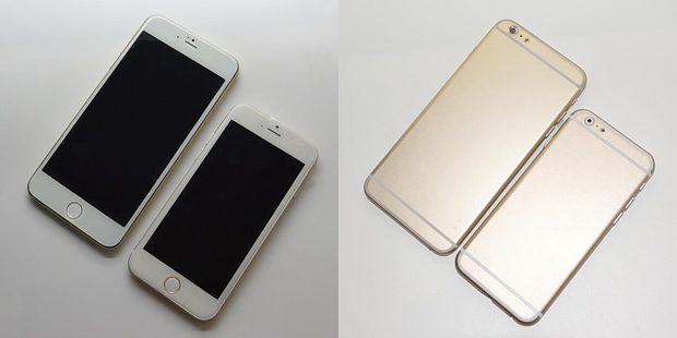 Apple iPhone 6 sizes