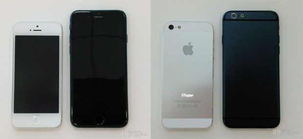 Apple iPhone 5s vs iPhone 6