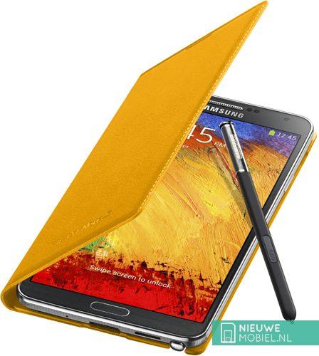 Samsung Galaxy Note 3 orange