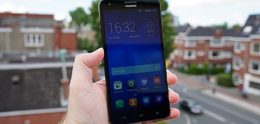 Huawei Ascend Honor 3X G750 review