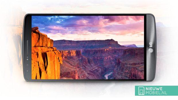 LG G3 landscape