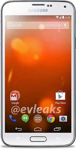Samsung Galaxy S5 GPE