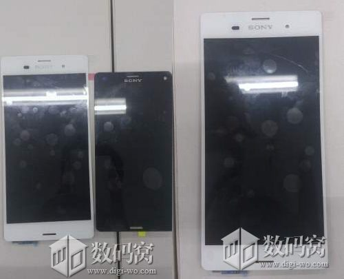Sony Xperia Z3 and Z2 Compact