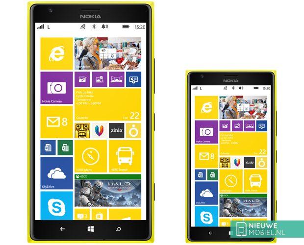 Nokia Lumia 1520 vs Lumia 1520V