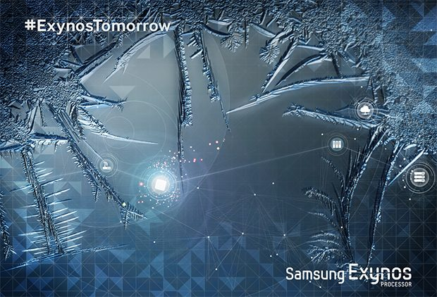 Samsung heeft nieuwe krachtige Exynos-processor in petto, mogelijk voor Note 4