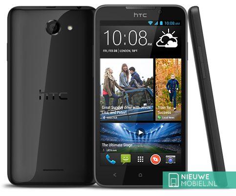 HTC Desire 516 Dark Grey