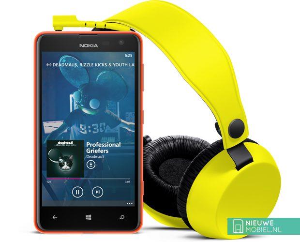 Lumia Black-update geeft Nokia Lumia 625 Double Tap to Wake-functie