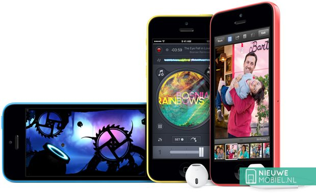 Apple iPhone 5c group