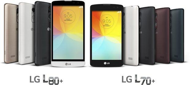 LG L80+ L70+