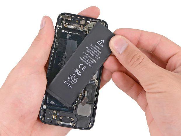apple batterij vervangen