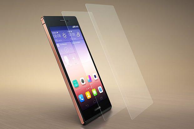 Huawei komt met gelimiteerde versie van Ascend P7 met saffierglas