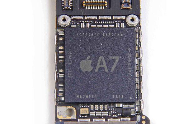 A7 SoC iPhone iFixit