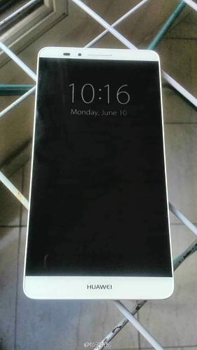 Huawei Ascend Mate 7 weibo