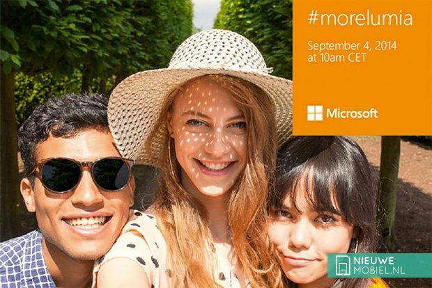 More Lumia selfie teaser