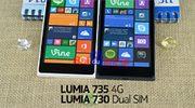 Nokia 'teast' selfie-telefoon Lumia 730 en 735 met selfie