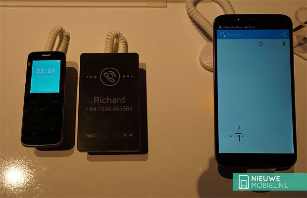Alcatel One Touch Hero 2 accessoires