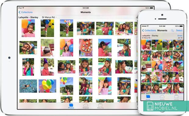 Apple iCloud Photo Library