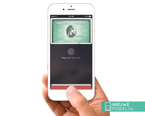 Apple Pay with Passbook