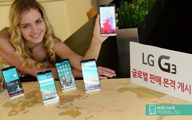 LG G3 women