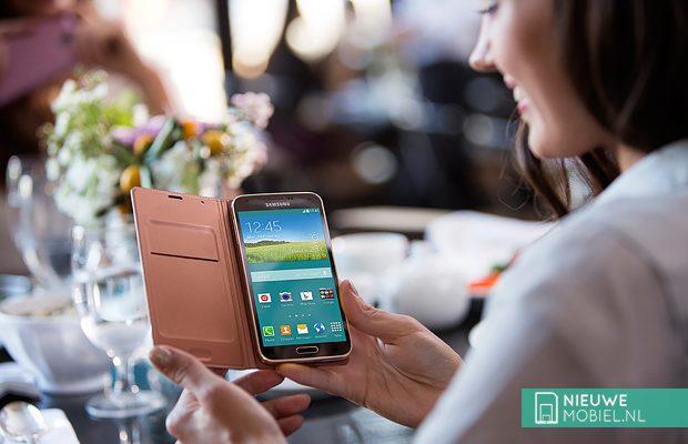 Samsung Galaxy S5 wallet case