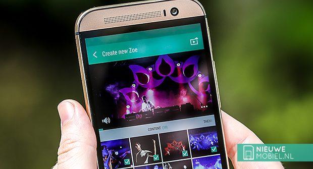 HTC One M8 Zoe