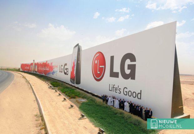 LG Sign