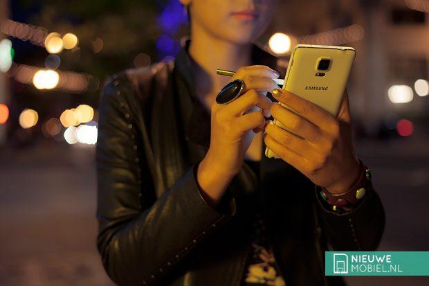 Zuid-Koreaanse operators nu al door pre-orders Samsung Galaxy Note 4 heen