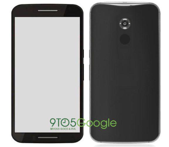 Motorola Shamu Nexus 6 Nexus X