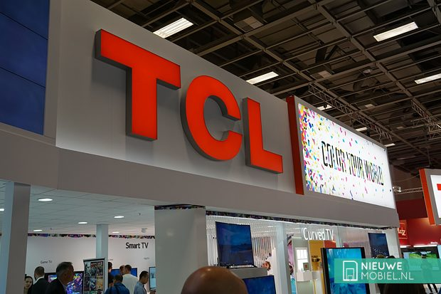 TCL booth