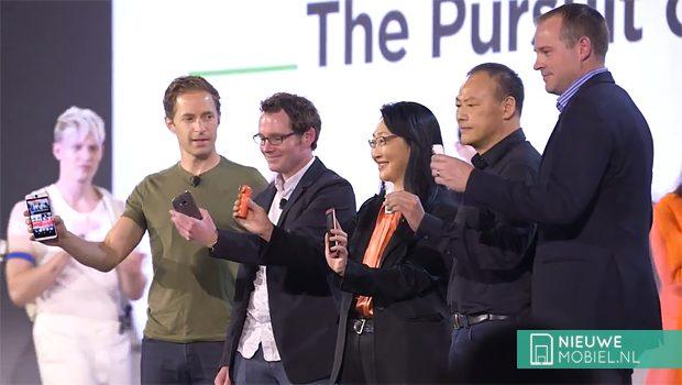HTC executives