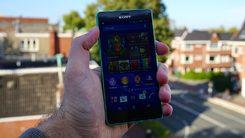 Sony Xperia Z3 Compact review: kleine krachtpatser die een hoop dingen goed doet