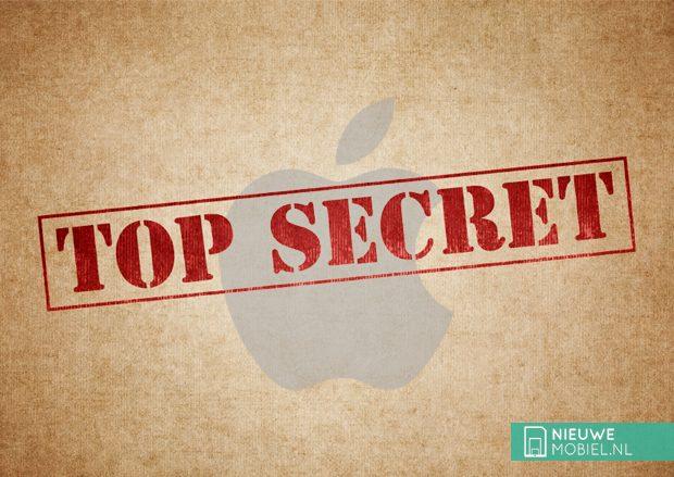 Top Secret Apple