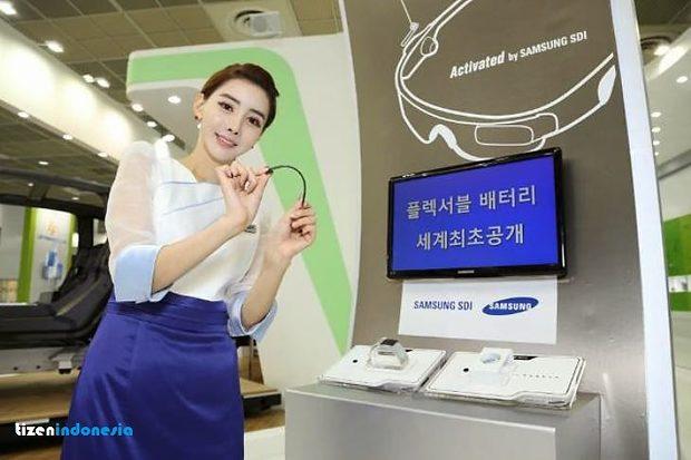 Samsung Battery Bend