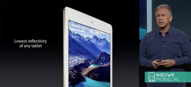 Anti reflective iPad Air 2