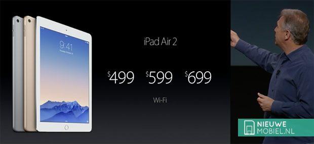 iPad Air 2 prices