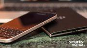 Nieuw fotomateriaal van BlackBerry Classic binnen