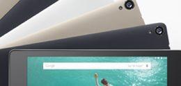 Google brengt samen met HTC de Nexus 9 uit
