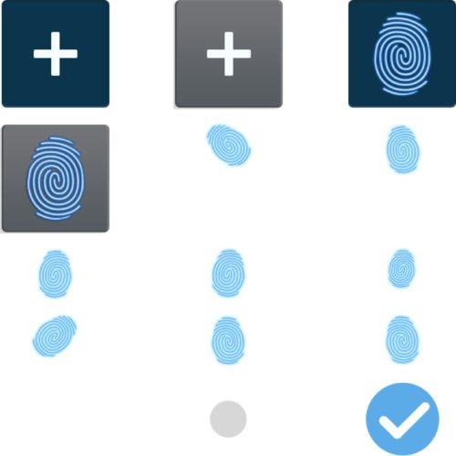 Fingerprint service Samsung Galaxy