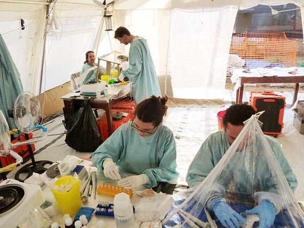 LG en Samsung doneren smartphones in strijd tegen ebola