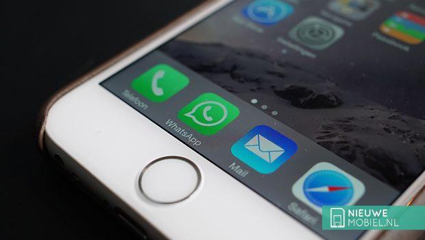 WhatsApp maakte afgelopen jaar 140 miljoen dollar verlies