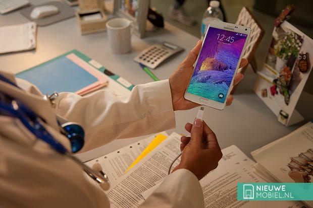 Samsung Galaxy Note 4 doctor