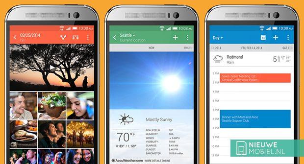 HTC One phones