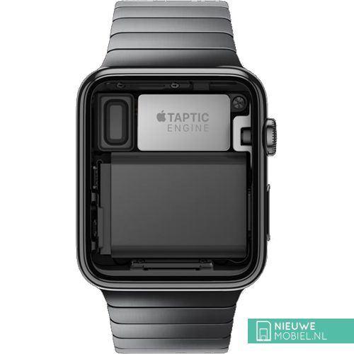 Apple Watch frame internals