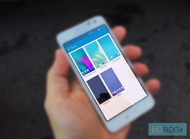 Samsung TouchWiz themes